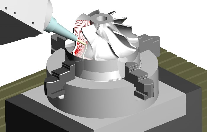 CAD CAM Software News - 5 Axis Machining